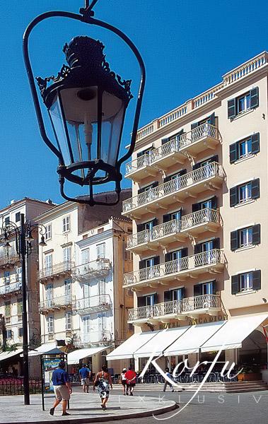Hotel Arkadion 3-Sterne-Hotel Korfu Stadt
