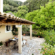 Korfu Ferienwohnung Ermioni's Cottage Bergdorf Agios Markos idyllisch