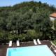 Thalia Resort korfu exklusiv Ferienhaus Villa Pool Agios Spiridon