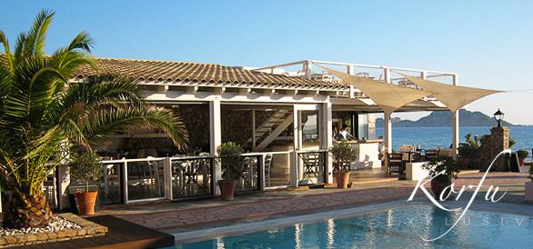 Hotels Korfu Exklusiv