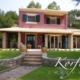 Villa Medici Terra Korfu exklusiv Pool Ferienhaus Ferienvilla Temploni