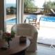 Korfu Ferienhaus Villa Kallisto Pool Meerblick Strand Pelekas