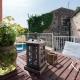 Skripero Korfu exklusiv Ferienhaus Lavender Cottage Villa Ferienwohnung