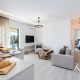 Villa Macdasia korfu exklusiv dassia Ferienhaus Villa Pool Swimmingpool Meerblick neu