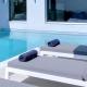 korfu exklusiv Ferienhaus villa Eve pool luxus ruhig