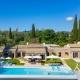 griechenland korfu-exklusiv Luxusvilla Pool ruhig villa ionnica ferienhaus