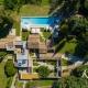 griechenland korfu-exklusiv Luxusvilla Pool ruhig villa ionica ferienhaus