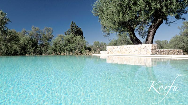 korfu-exklusiv-Luxusvilla-ferienhaus-pool-Arillas-traumhaft-meerblick-sandstrand